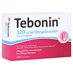 Tebonin 120mg bei Ohrger�uschen 120 St�ck N3