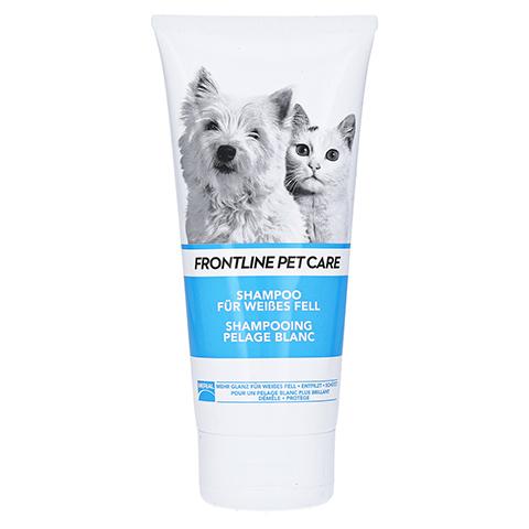 FRONTLINE PET CARE Shampoo für weißes Fell vet. 200 Milliliter