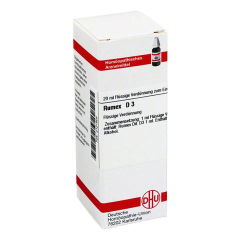 RUMEX D 3 Dilution 20 Milliliter N1