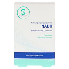 NADH 5 mg stabilisiert Kapseln 30 Stück - Vorderseite