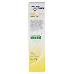 THYMUSKIN MED Serum Gel 100 Milliliter - Rückseite
