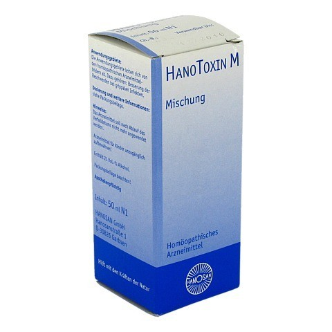 HANOTOXIN M fl�ssig 50 Milliliter N1