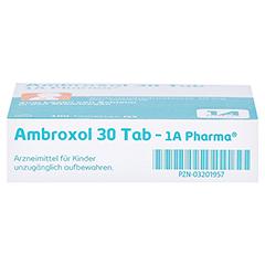 Ambroxol 30 Tab-1A Pharma 100 Stück N3 - Unterseite