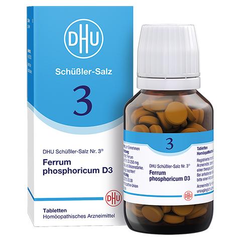 BIOCHEMIE DHU 3 Ferrum phosphoricum D 3 Tabletten 200 Stück N2