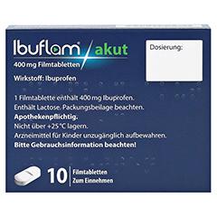Ibuflam akut 400mg 10 St�ck N1 - R�ckseite