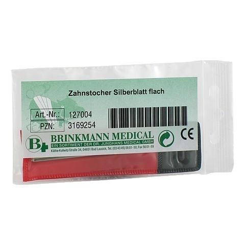 ZAHNSTOCHER Silber 1 St�ck