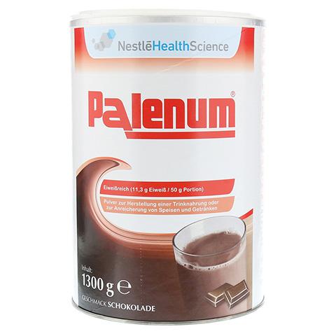 PALENUM Schokolade Dose Pulver 1300 Gramm