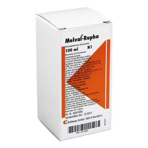 MELVAL Rupha Liquidum 100 Milliliter