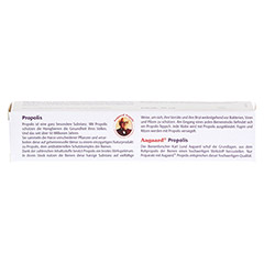 Aagaard Propolis Mundgel 20 Milliliter - R�ckseite