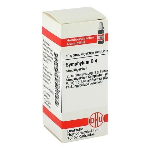 SYMPHYTUM D 4 Globuli 10 Gramm N1