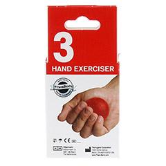 THERA BAND Handtrainer weich rot 1 St�ck - R�ckseite