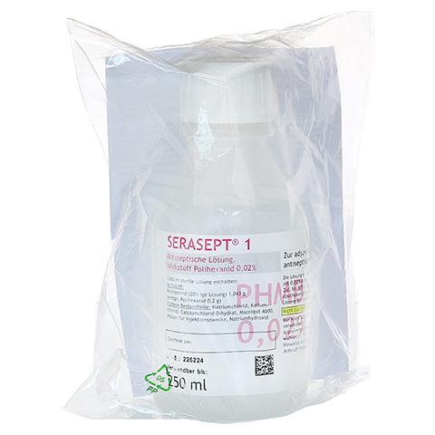 SERASEPT 1 Lösung 250 Milliliter
