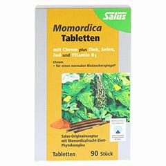 MOMORDICA DIABETIKER Tabletten mit Zimt Tabletten 90 Stück - Vorderseite