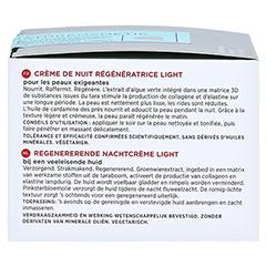 B�RLIND system absolute Nachtcreme light 50 Milliliter - Linke Seite