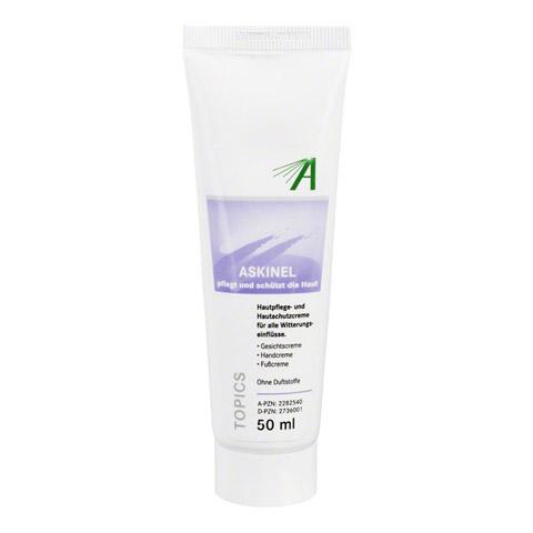 ASKINEL Adler Pharma Hautpfl.-u.Hautschutzcreme 50 Milliliter