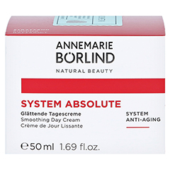 B�RLIND system absolute Tagescreme 50 Milliliter - Vorderseite