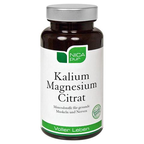NICAPUR Kalium Magnesium Citrat Kapseln 60 Stück