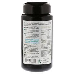 AFA ALGE 400 mg blaugr�n Tabletten 600 St�ck - R�ckseite