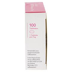 NOBILIN Biotin Natu-cur 10 mg Tabletten 100 Stück - Rechte Seite