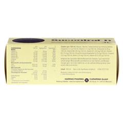 Sucontral D Diabetiker Lösung 100 Milliliter - Oberseite