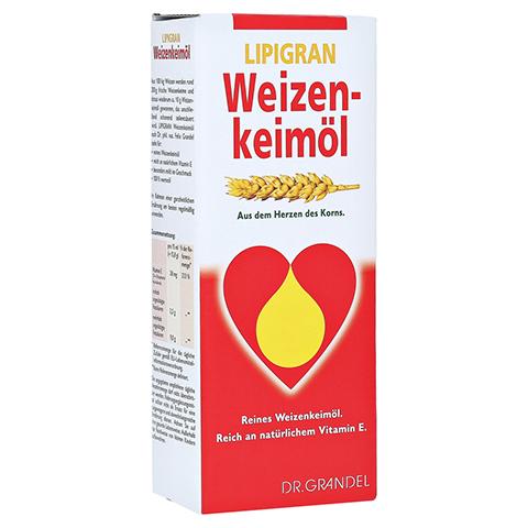 WEIZENKEIMÖL Lipigran Grandel 250 Milliliter