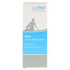 LACVITAL Colostrum Intim-Aufbaumilch 50 Milliliter - Vorderseite