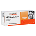 ASS-ratiopharm 500mg 50 St�ck N3