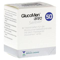 GLUCOMEN areo Sensor Teststreifen 50 Stück