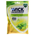 WICK Limette & Salbei Bonbons o.Zucker 72 Gramm