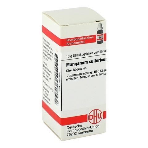 MANGANUM SULFURICUM D 6 Globuli 10 Gramm N1