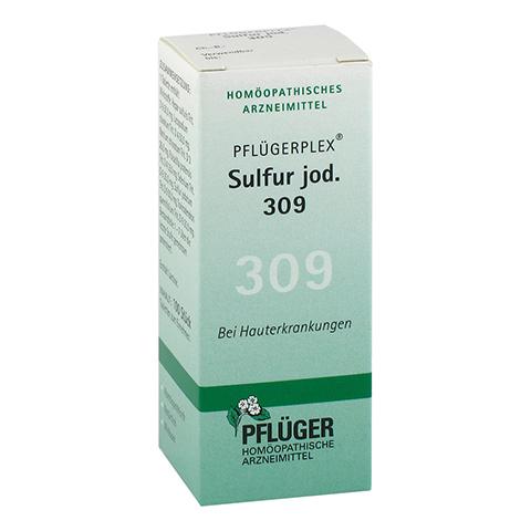 PFLÜGERPLEX Sulf.jod. 309 Tabletten 100 Stück N1
