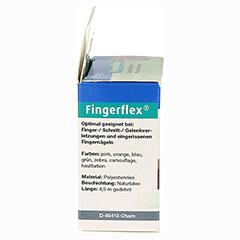 FINGERFLEX Binde 2,5 cmx4,5 m gr�n 1 St�ck - Linke Seite