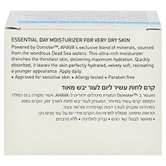 Ahava Essential Day Moisturizer sehr trockene Haut 50 Milliliter - Rückseite