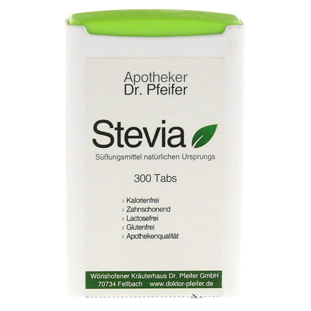 stevia dr pfeifer tabs 300 st ck online bestellen medpex versandapotheke. Black Bedroom Furniture Sets. Home Design Ideas