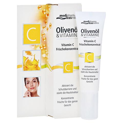 OLIVEN�L & Vitamin C Frischekonzentrat 15 Milliliter
