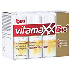 BUER VITAMAXX Trinkfläschchen 7 Stück