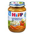HIPP Men� n.d.4 Mon.Gem�sereis m.Bio H�hnchen