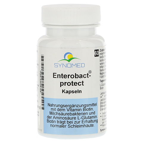 ENTEROBACT-protect Kapseln 60 Stück