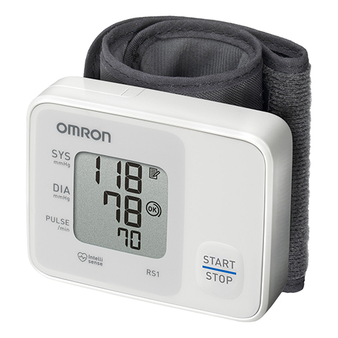 OMRON RS1 Handgelenk Blutdruckmessgerät vollautom. 1 Stück