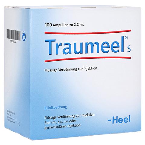 TRAUMEEL S Ampullen 100 St�ck N3