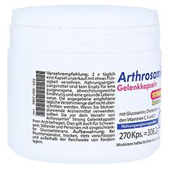 ARTHROSAMIN strong Kapseln 270 Stück - Rechte Seite