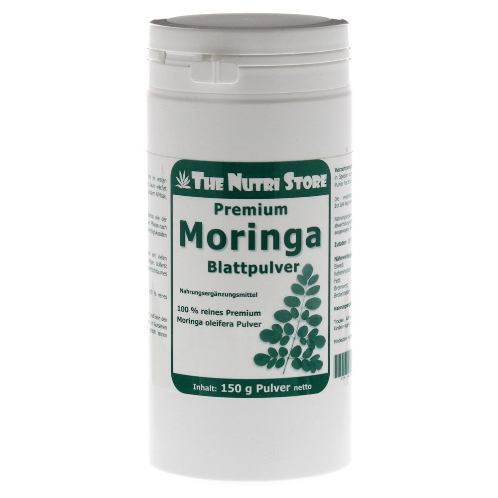 moringa oleifera pulver 150 gramm online bestellen medpex versandapotheke. Black Bedroom Furniture Sets. Home Design Ideas