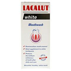 LACALUT white Mundspül-Lösung 300 Milliliter - Rückseite