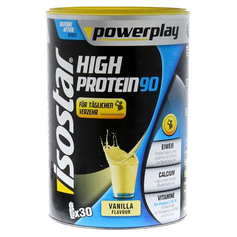 isostar powerplay high protein 90 vanille pulver 750 gramm. Black Bedroom Furniture Sets. Home Design Ideas