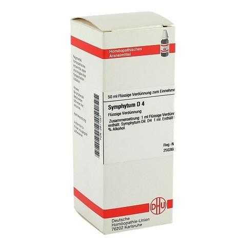 SYMPHYTUM D 4 Dilution 50 Milliliter N1