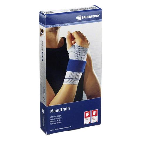 MANUTRAIN Handgelenkbandage links Gr.6 titan 1 St�ck