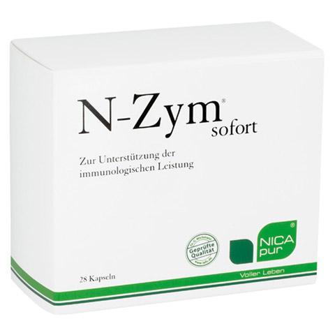 NICAPUR N-ZYM sofort Kapseln 28 St�ck