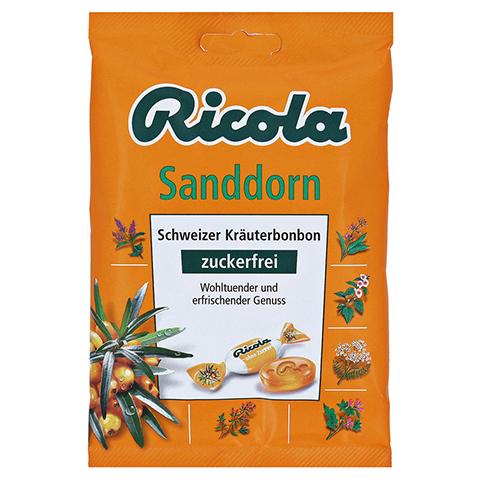 Ricola o.Z. Sanddorn Bonbons 75 Gramm
