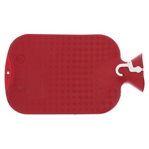 FASHY Wärmflasche Halblamelle cranberry 1 Stück