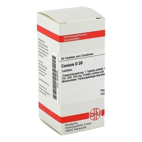 CONIUM D 30 Tabletten 80 St�ck